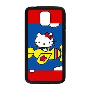 HDSAO Hello kitty Phone Case for samsung galaxy S5 Case