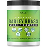 Premium Barley Grass Powder – 10 Ounce| USDA Organic Green Superfood & Chlorophyll Powder Supplement- Rich Source of Plant Based Proteins, Vitamins, Amino Acids & Minerals –Bulk Pack, 283 Grams Review