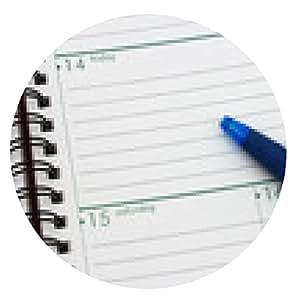 alfombrilla de ratón La planificación de su día - ronda - 20cm