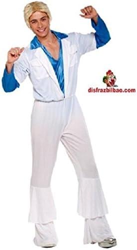 Disfraz años 80 Abba hombre: Amazon.es: Juguetes y juegos