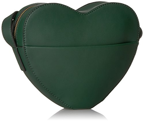Barrymore Heart Green Drew Bag Dear Drew by Nyc Crossbody I Dream XwfActZFaq
