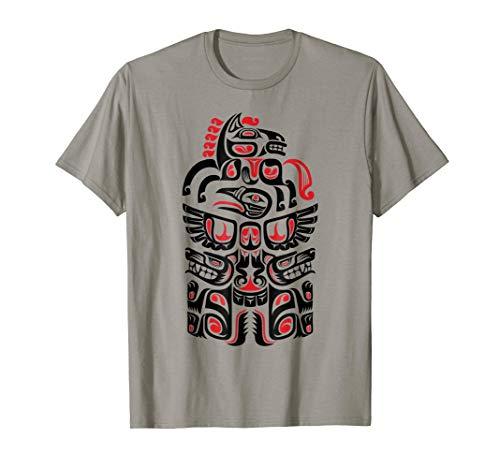 Native American Haida T-Shirt