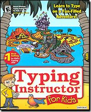 Typing Instructor for Kids by Individual Software, Inc.