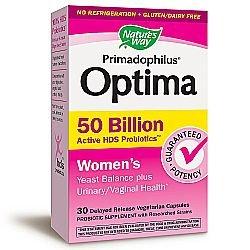 Way 30 les Vcaps Primadophilus Optima femmes de 50 milliards de la Nature