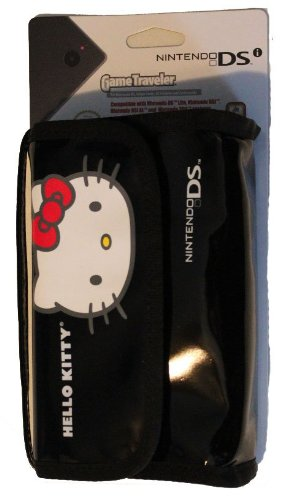 Nintendo - Hello Kitty Game Traveler for Nintendo DS, Black