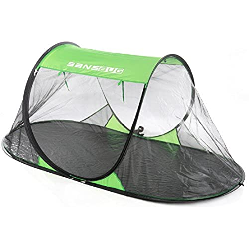 SansBug 1-Person Free-Standing Pop-Up Mosquito-Net (Tarp Floor)  sc 1 st  Amazon.com & Freestanding Tent: Amazon.com