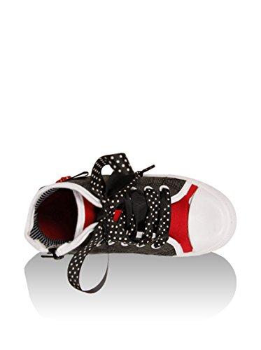 Sportif pour Fille DISNEY DM250023-B4253 DRED-BLACK