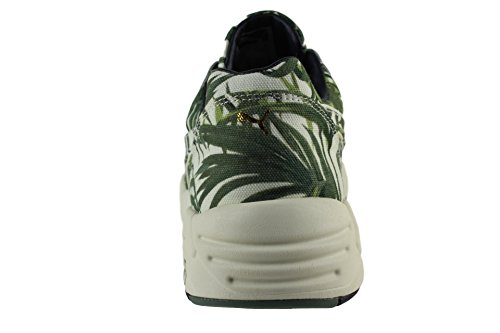 best website f56a9 b4c9e ... Puma R698 Evo X Hoh Palm Gr 39 UK 6 Hackney Sneaker Schuhe Weiss 357802  01 ...