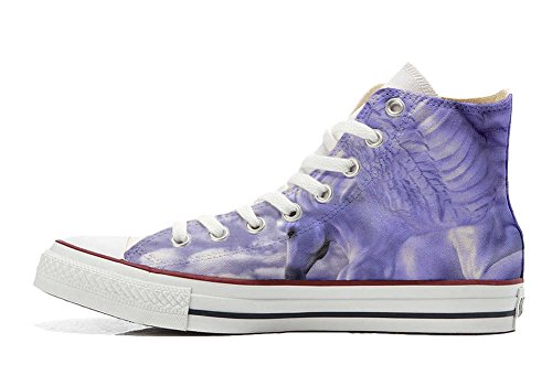 Converse All Star Customized - zapatos personalizados (Producto Artesano) Pegaso