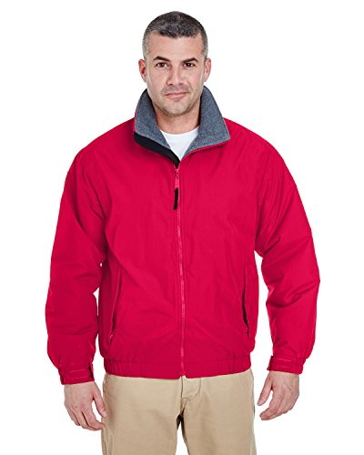 Red Adventure Jacket - 8