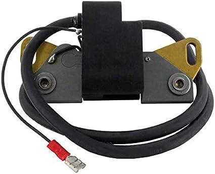 Lorenlli Elettrovalvola elettromagnetica ad azione diretta in rame puro a bobina quadrata da 1//2 pollice AC 220V 2W