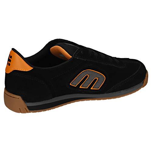 Zapatillas Etnies para LS Negro skate Dorado 465 II de hombre Cut de 4101000365 Lo cuero Gris wr4anrPY