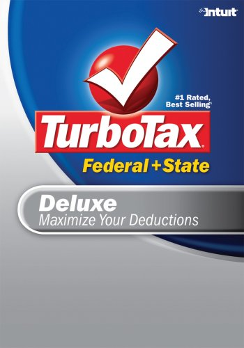 TurboTax Deluxe Federal + State 2007  [Download] [OLD VERSION]