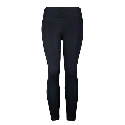Amazon.com : Fine Womens High Waist Yoga Pants Pockets ...