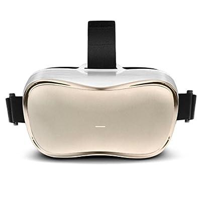 3D VR Glasses Muxika® 1080P HD Virtual Reality 3D Glasses Octa-Core Android 4.4 2+8GB VR Headset Box