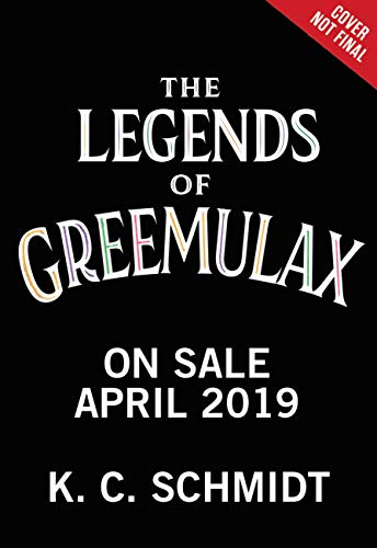 There's a real Legends of Greemulax book by