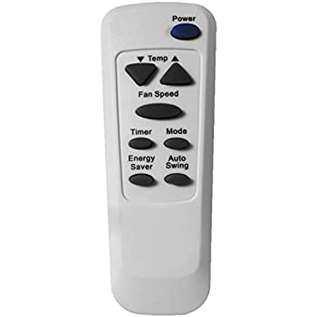 Amazon Com Replacement For Zenith Air Conditioner Remote