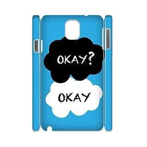 HOPPYS Diy case Okay Okay customized Hard Plastic case For samsung galaxy note 3 N9000