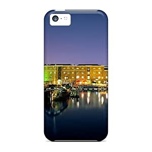 Fashion Design Hard Case Cover/ Qjq2024VGIj Protector For Iphone 5c