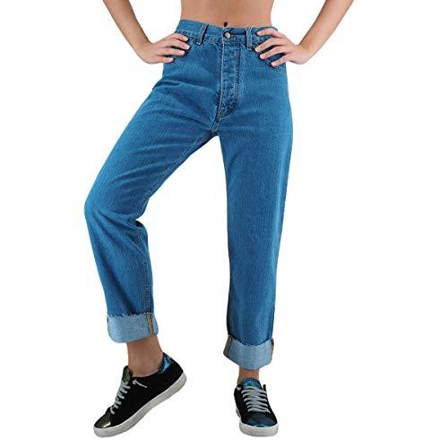 36 Blu Tpatch Jeans Donna Jeans Tpatch IqvrwXv