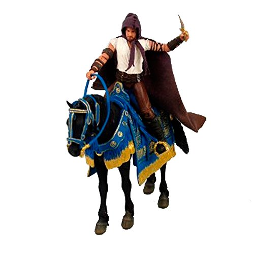 McFarlane Toys - Prince of Persia The Sands of Time Box Set Prince Dastan with Ak