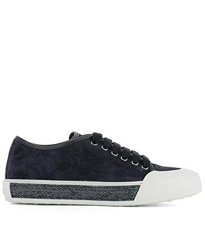 Tod's Sneakers Donna XXW26A0T642CM9U824 Camoscio Blu