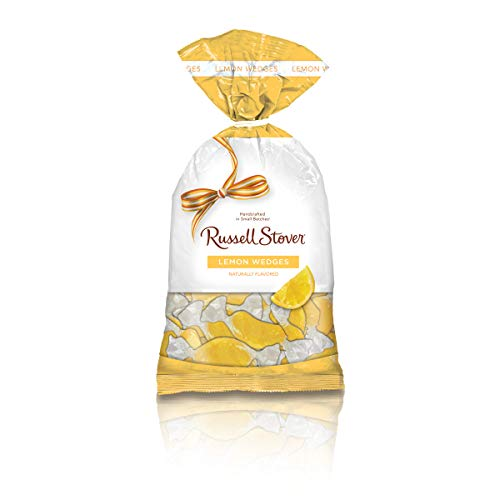 Russell Stover Lemon Wedges (Naturally Flavoured)
