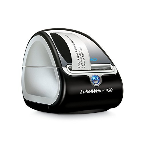 Dymo 1752264 LabelWriter 450, Uses One Label Writer Label (File Office Software Dymo)