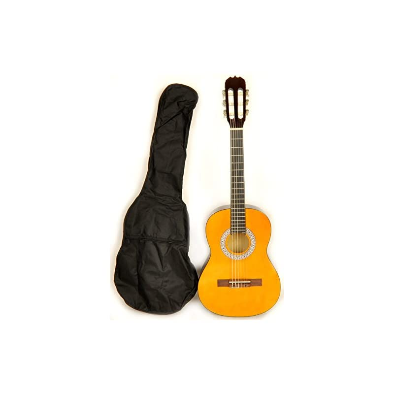 Classical Acoustic Guitar 1/2 Size (34 i