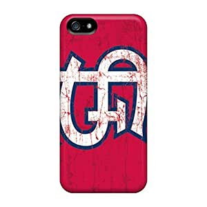 For L.M.CASE Iphone Protective Case, High Quality For Iphone 4/4s St. Louis Cardinals Skin Case Cover