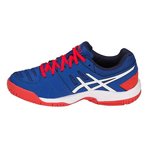 Asics C505Y 408, Rain Shoe Unisex-Adult, bleu/blanc, 35,5 EU ...