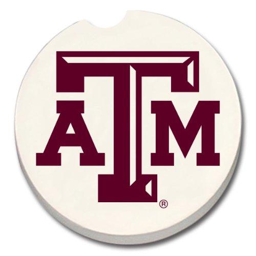 NCAA Texas A&M Aggies Absorbent Car Coaster