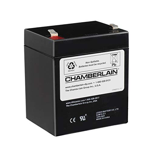 Chamberlain/LiftMaster/Craftsman 4228 Replacement Battery for Battery Backup by GARDEN AND HOME Shop