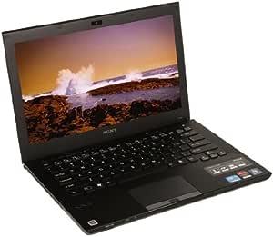 "Sony VAIO VPCSA4HGX/BL 13.3"" Laptop (Black) - i5-2450M, 8GB RAM, 256GB SSD, 13.3"" LED-backlit, CD/DVD Player/Burner, AMD Radeon HD 6630M, Bluetooth Stereo A2DP (2.1+EDR), Windows Windows 7 Pro, 3.65lb"