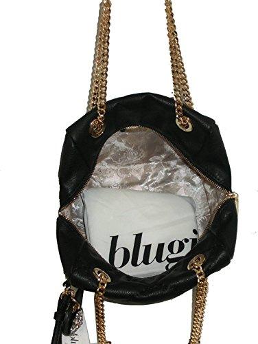 Borsa BAULETTO due manici BLUGIRL by blumarine BG 823005 women bag NERO