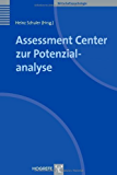 Assessment Center zur Potenzialanalyse (Wirtschaftspsychologie)