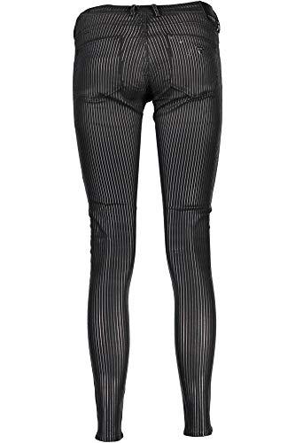 Pantalone Donna W81a27d2xe0 Guess Nero Jeans Mtsk q7YU4HEx