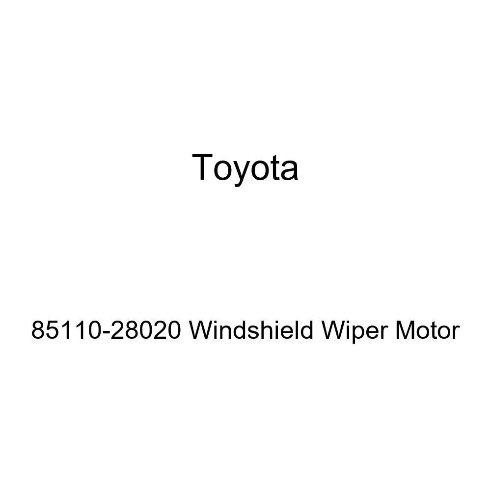 Toyota 85110-28020 Windshield Wiper Motor