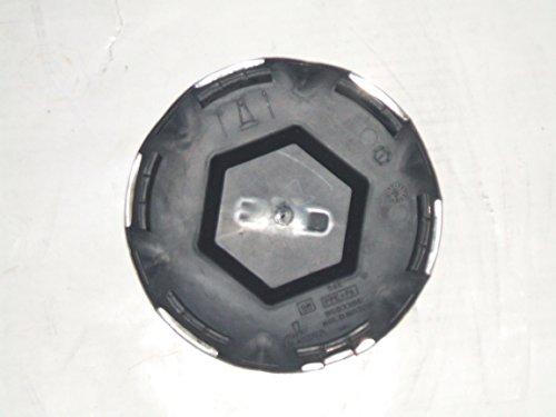 [해외]브랜드 뉴 1 피스 GMC ENVOY XL XUV POLISHED 17 휠 센터 허브 캡 2002 2003 2004 2005 2006 2007 9593396, 560-5143, 5143/Brand New 1 Piece