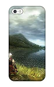 New Style Case Cover FGdfsdw18969DujSz The Witcher Compatible With Iphone 5/5s Protection Case