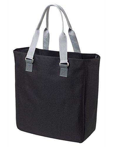 HALFAR® HF7781 Shopper Solution Freizeittaschen Einkaufstaschen Tasche, Farbe:Black