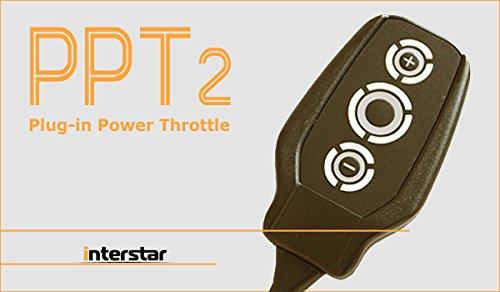 PPTプラグインパワースロットル 2 ■適合:AUDI A6/S6/RS6 4G (C7) [2011 - ] アウディ 2.10.06.01 B06ZYDZKLR