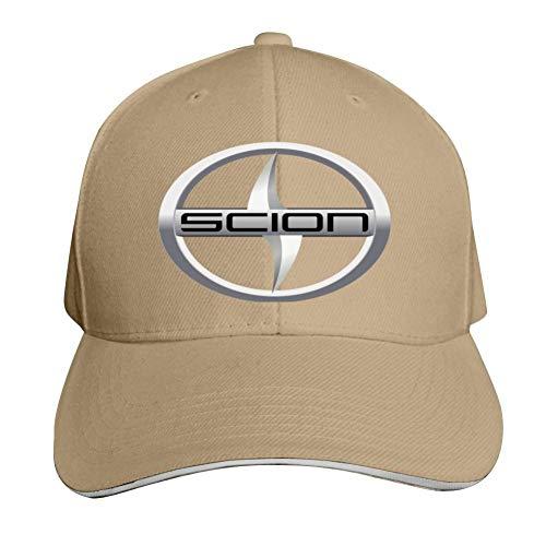 Fuxejin Unisex Baseball Cap Sc-ion Auto Logo Hipster Adjustable Dad Hats Trucker -