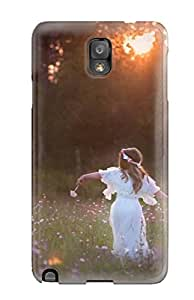 4881272K79244882 Case Cover, Fashionable Galaxy Note 3 Case - Come Here Again