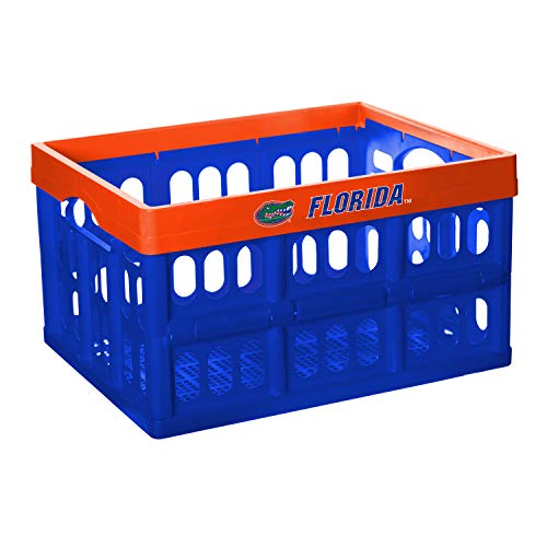 (NCAA Fabrique Innovations Collapsible Crate, Florida Gators)