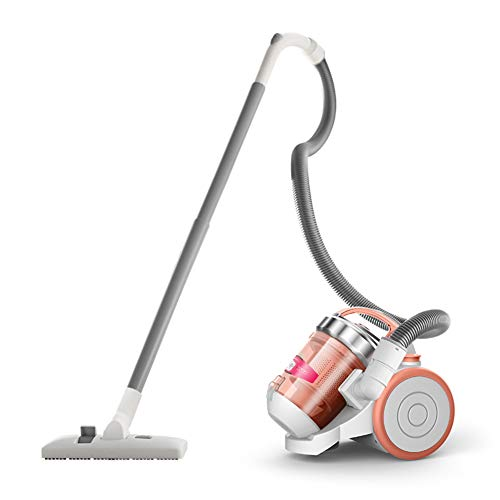 OR&DK Vacuum cleaner, Bagless Canister Vacuum cleaner for carpet and hard...