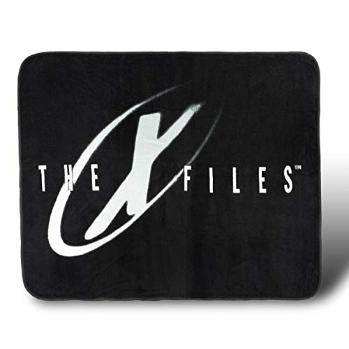 """The X-Files """"I Want To Believe"""" Lightweight Fleece Throw Blanket 