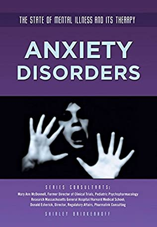 book cover of Anxiety Disorders