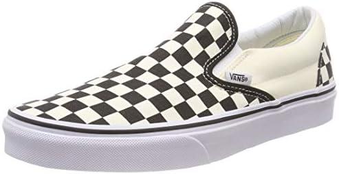 trampki buty na tanie Kup online Vans Classic Slip-On Checkerboard, Women's Sneakers ...