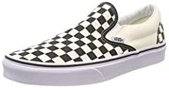 The shoe that started it all. The iconic Vans Classic Slip-On keeps it simple and classic..